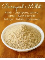 Barnyard Millet-Parboiled-குதிரைவாலி புழுங்கல் அரிசி-500g