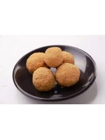Millets Laddus - Makka Chollam (Corn Maize) - 6 Pcs